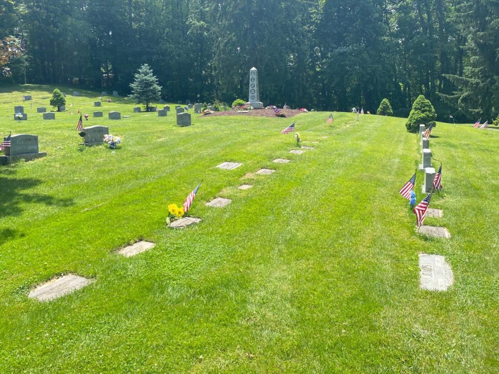 Grave Marker 1
