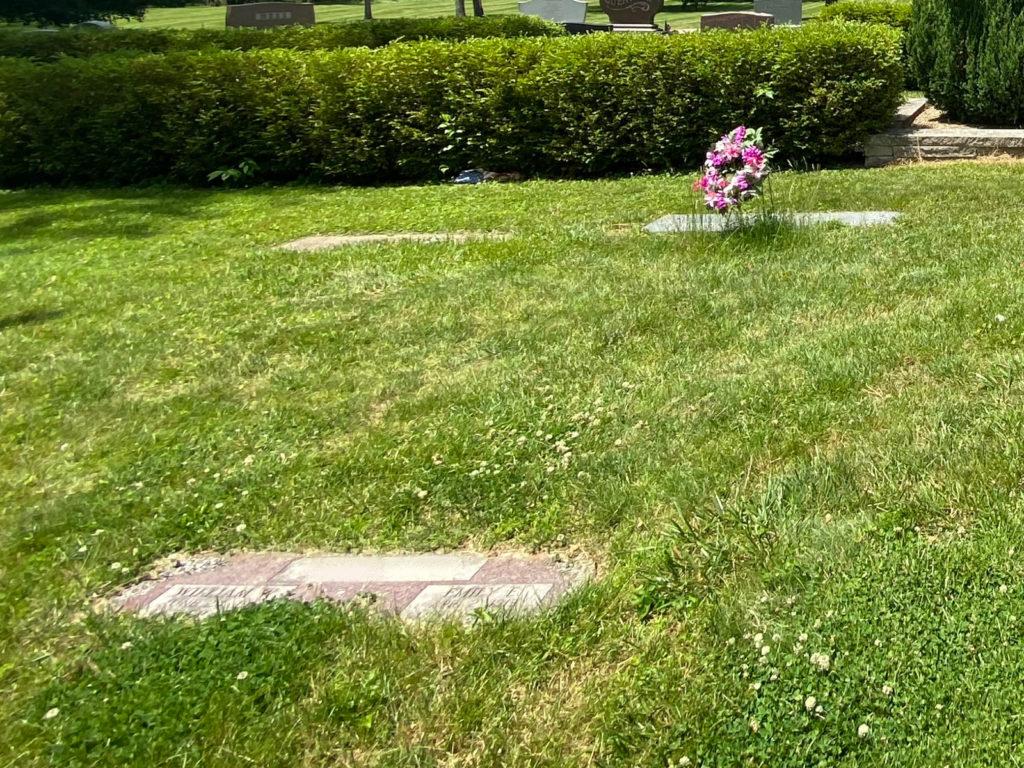 Grave Marker 2
