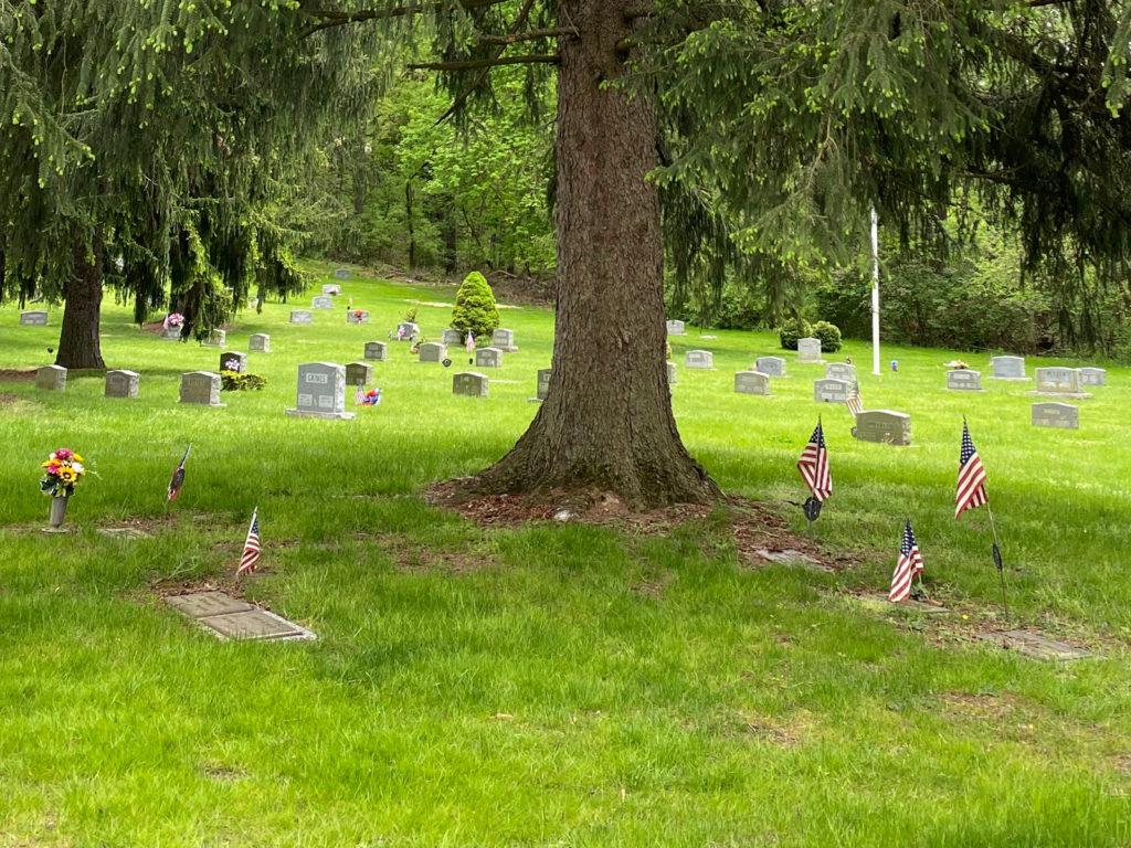 Grave Marker 3