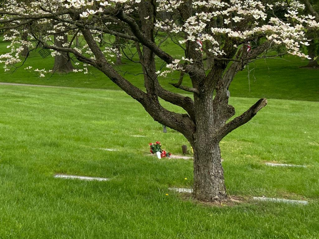 Grave Marker 4