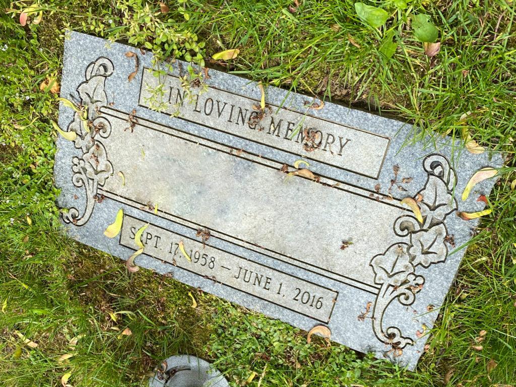 Grave Marker 7