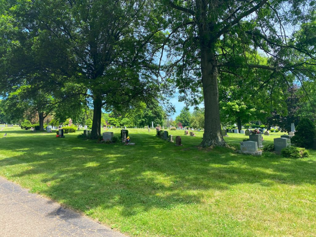 North Lawn Cemetery 24