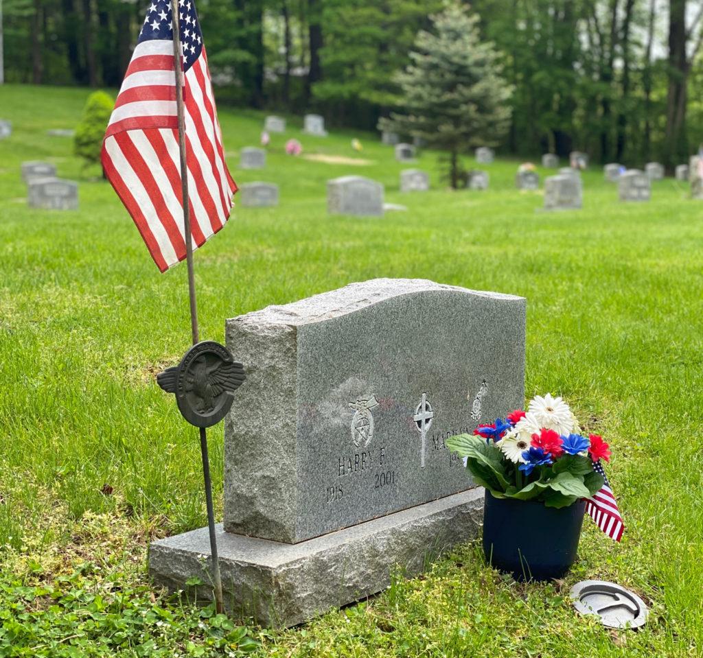 Renner Veteran Grave