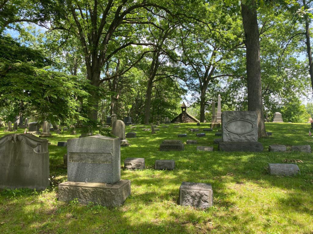 West Lawn Cemetery 09