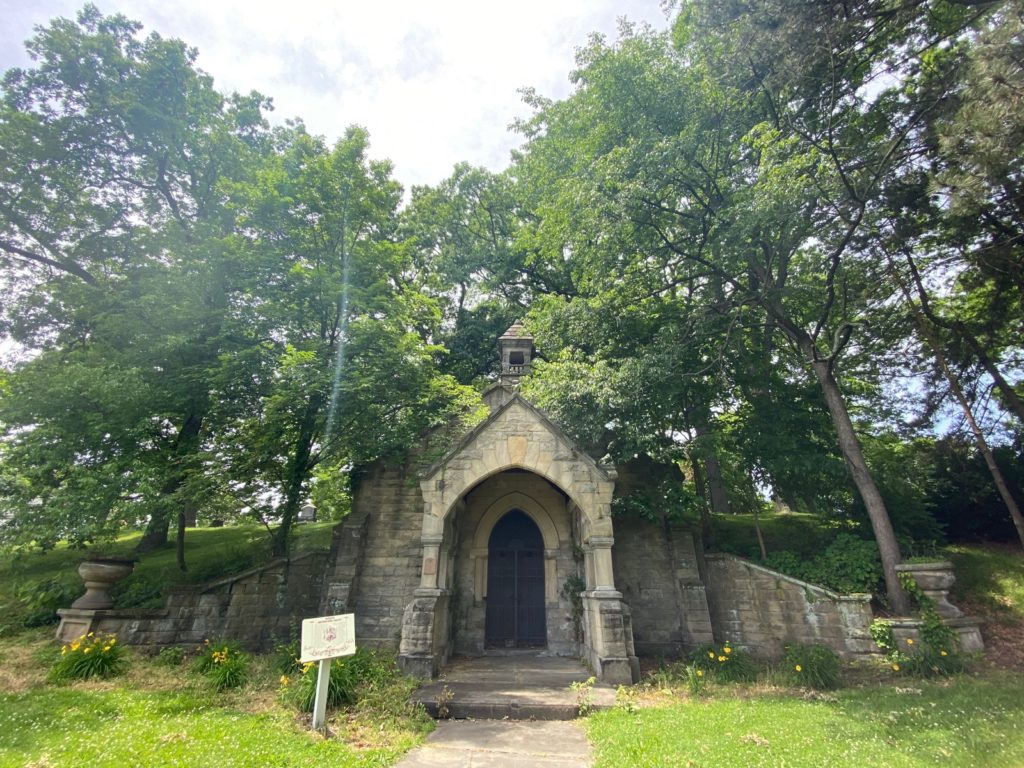 West Lawn Cemetery 12
