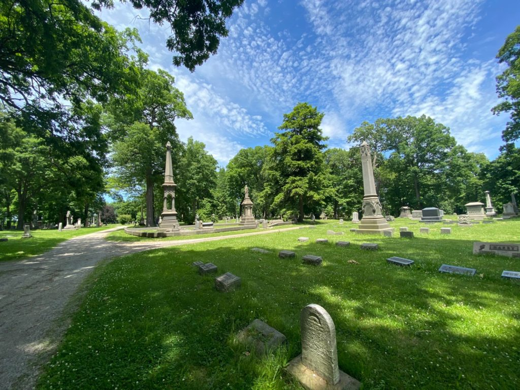 West Lawn Cemetery 17